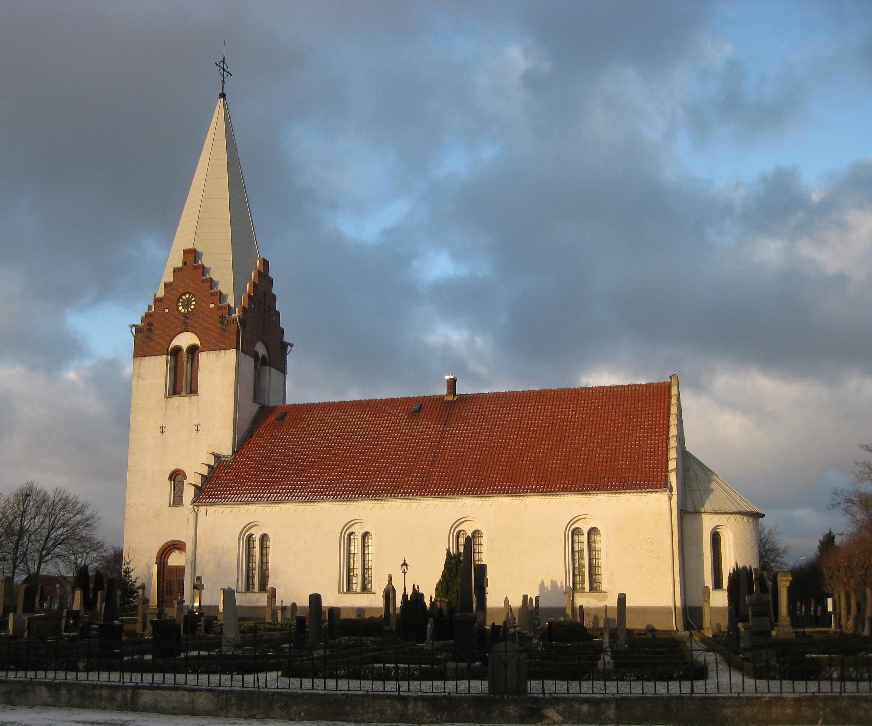 Tommarps kyrka