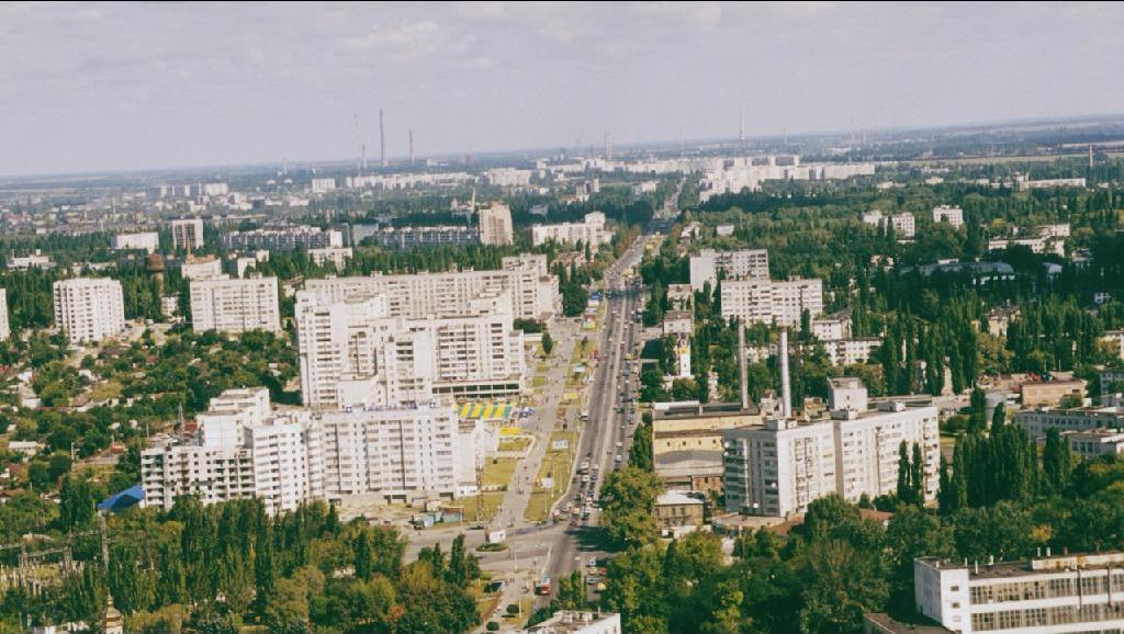 Нагорная часть города