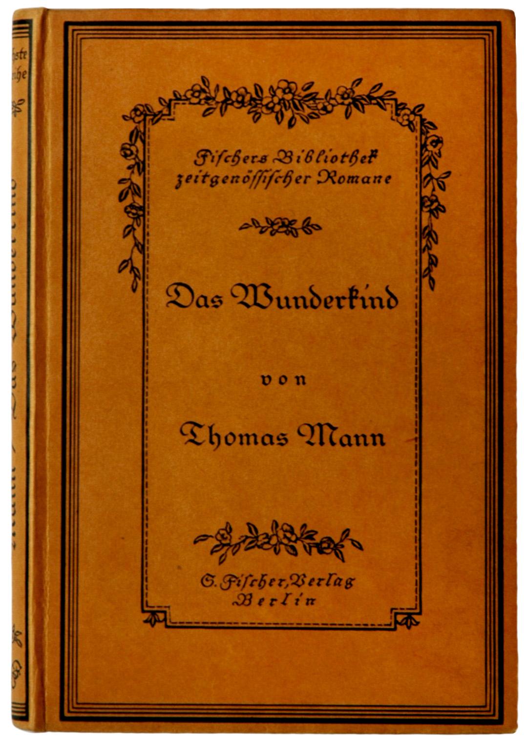 Thomas mann dates