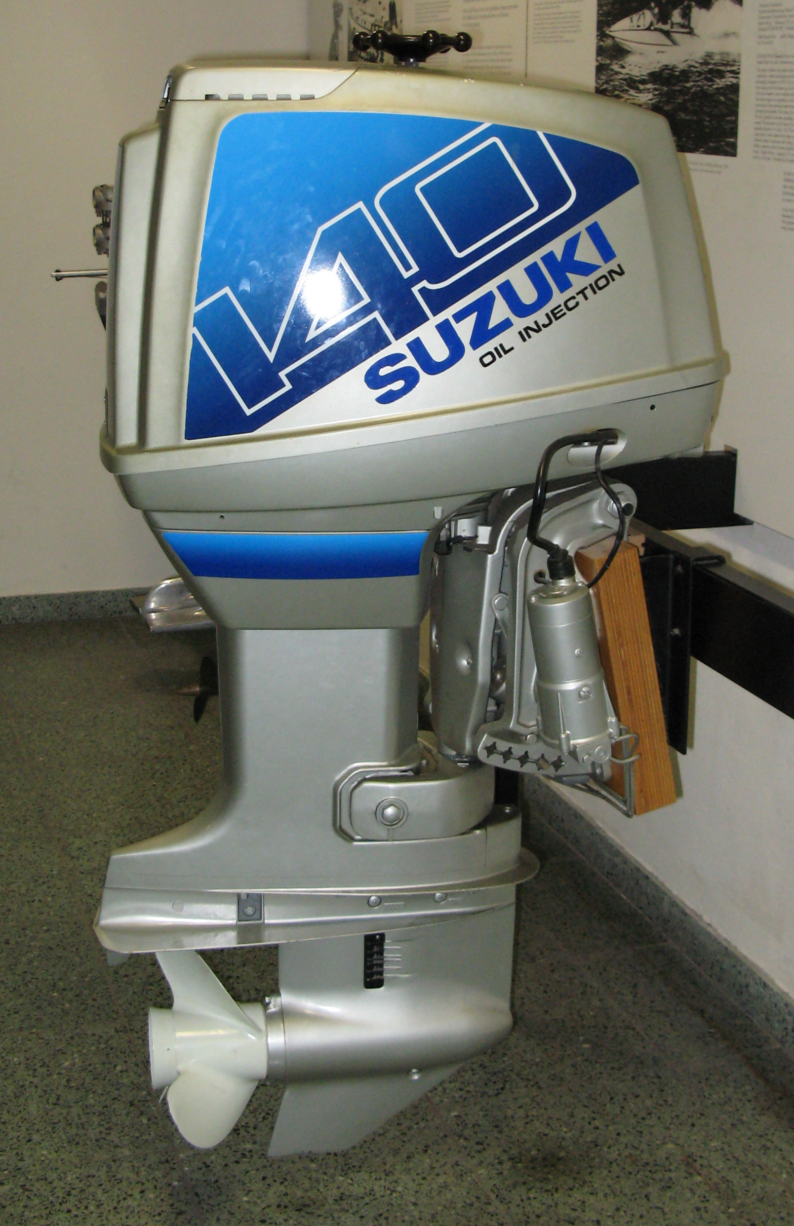 Suzuki Hp Outboard Parts