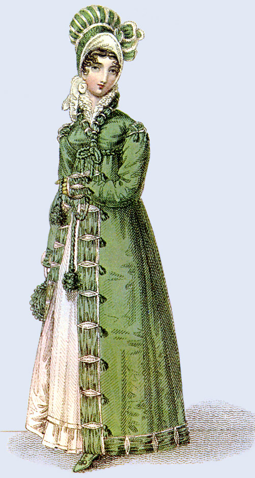 Women S Fashion During And After The French Revolution 1790 To 1810 All About Canadian History