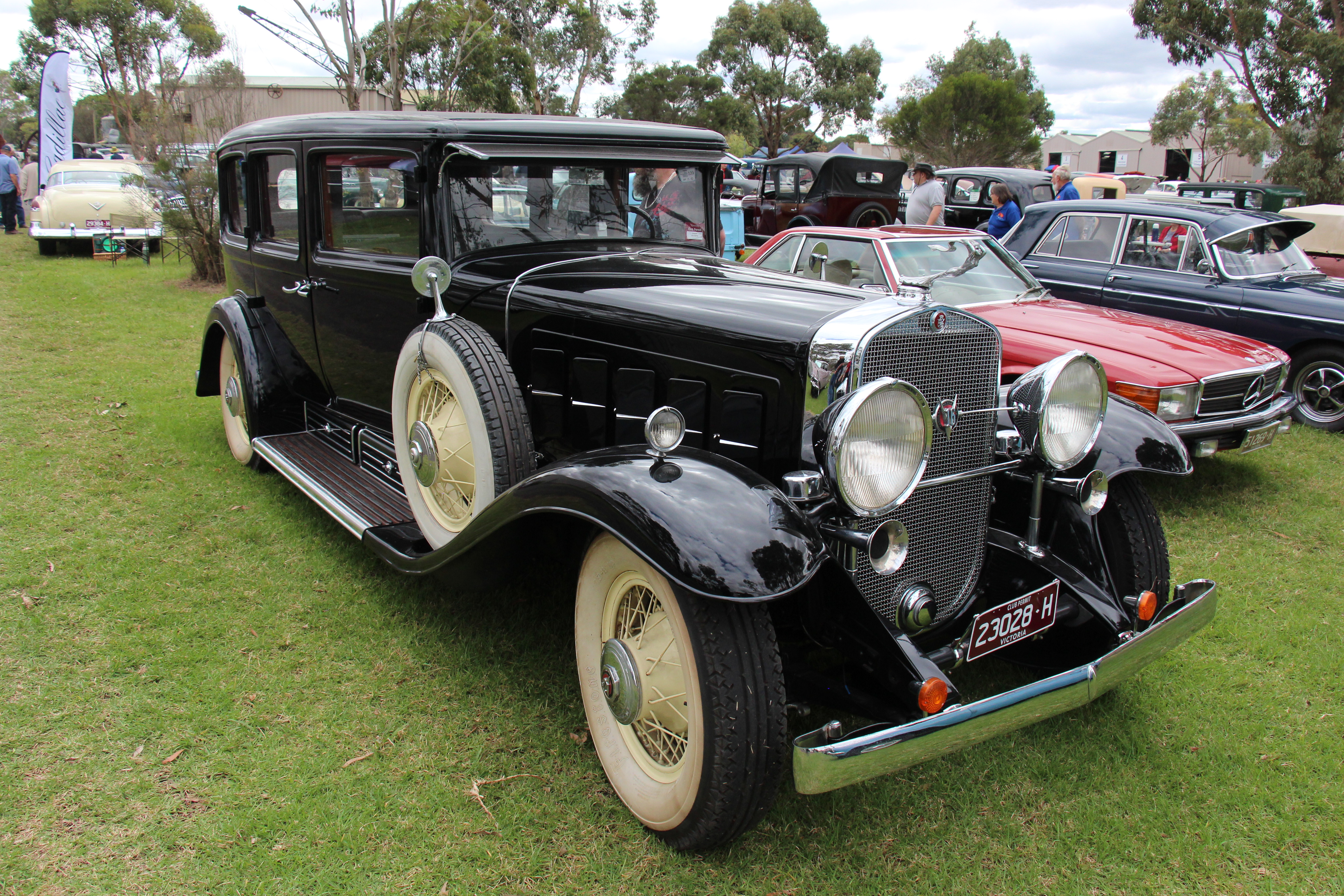 File 1930 Cadillac Series 452 V16 Limousine  26573772266