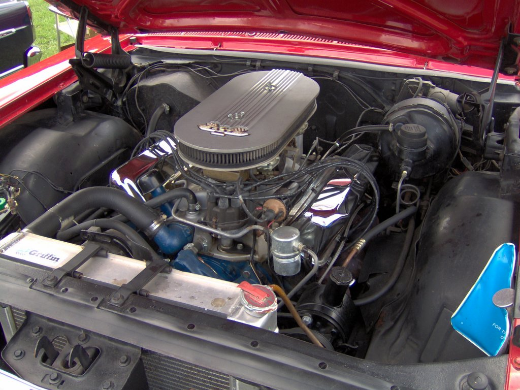 file 1966 ford galaxie xl convertible 427 engine jpg
