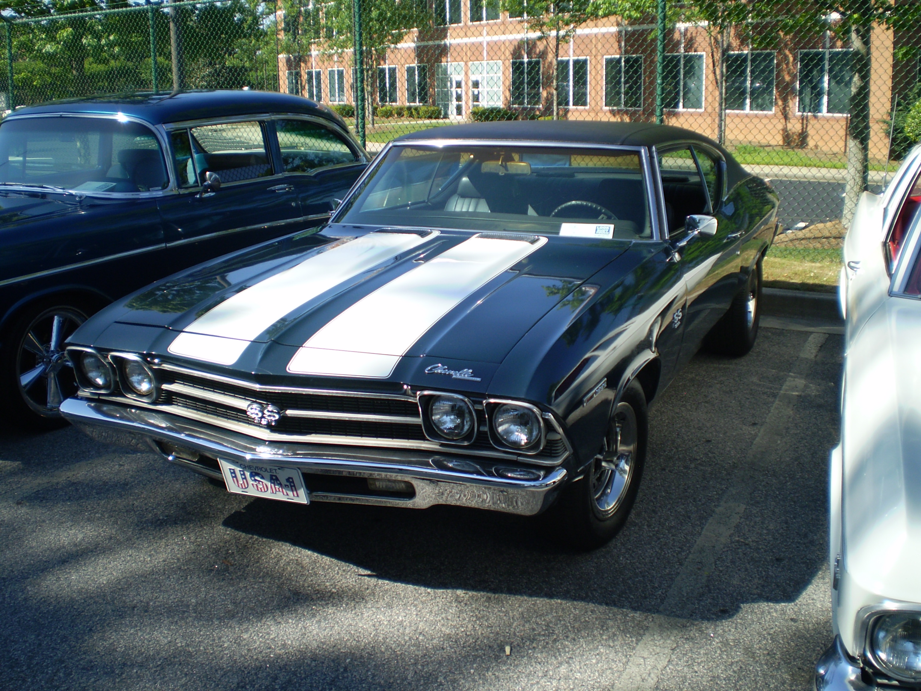 File 1969 Chevrolet Chevelle Malibu Sport Coupe Ss Package