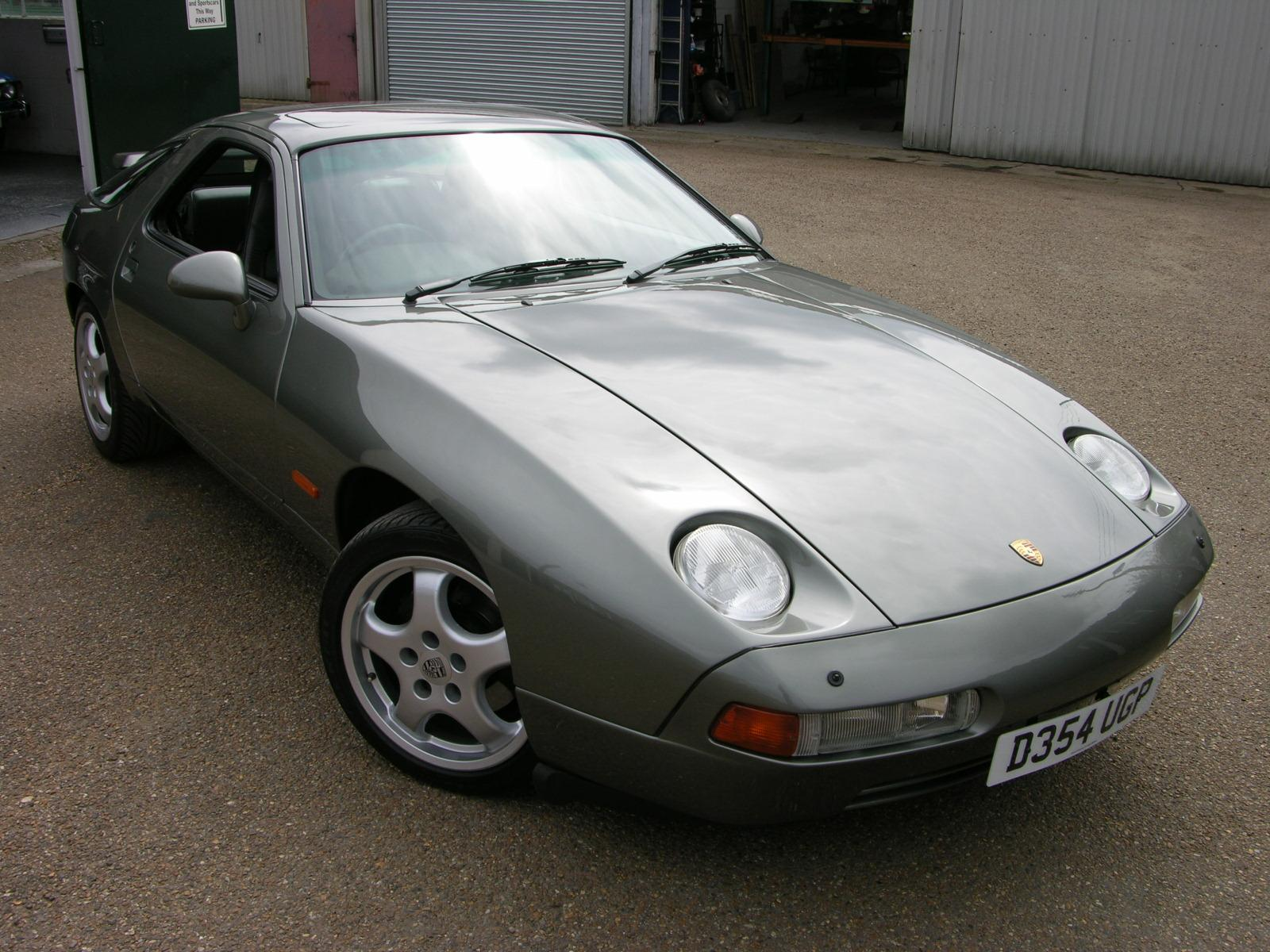 File 1987 Porsche 928 S4 Headlights Off Jpg Wikimedia