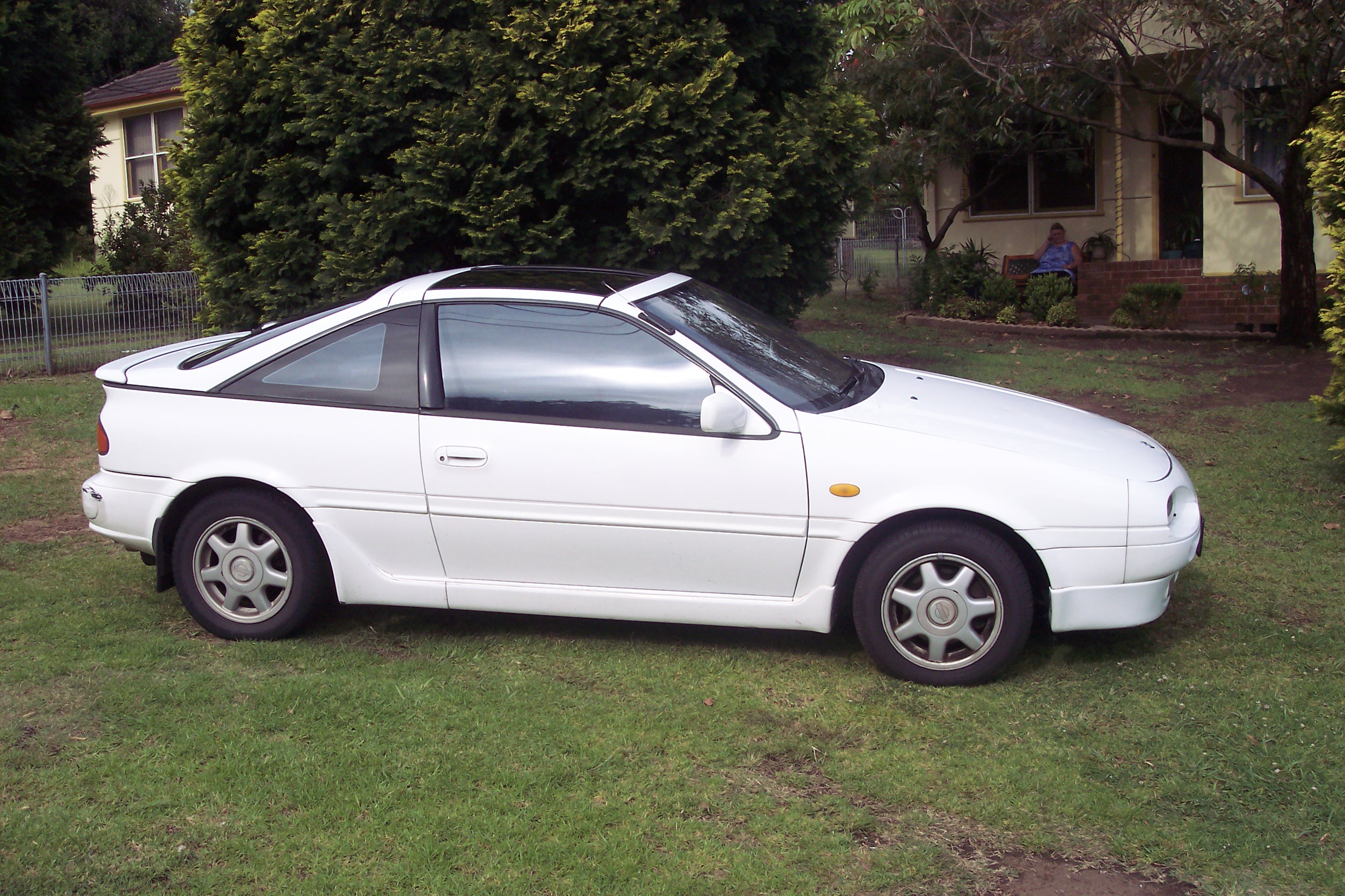 1993 Nissan Nx2000 Nissan nx Coupé 1993