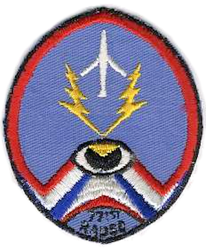 Emblem of the 771st Radar Squadron