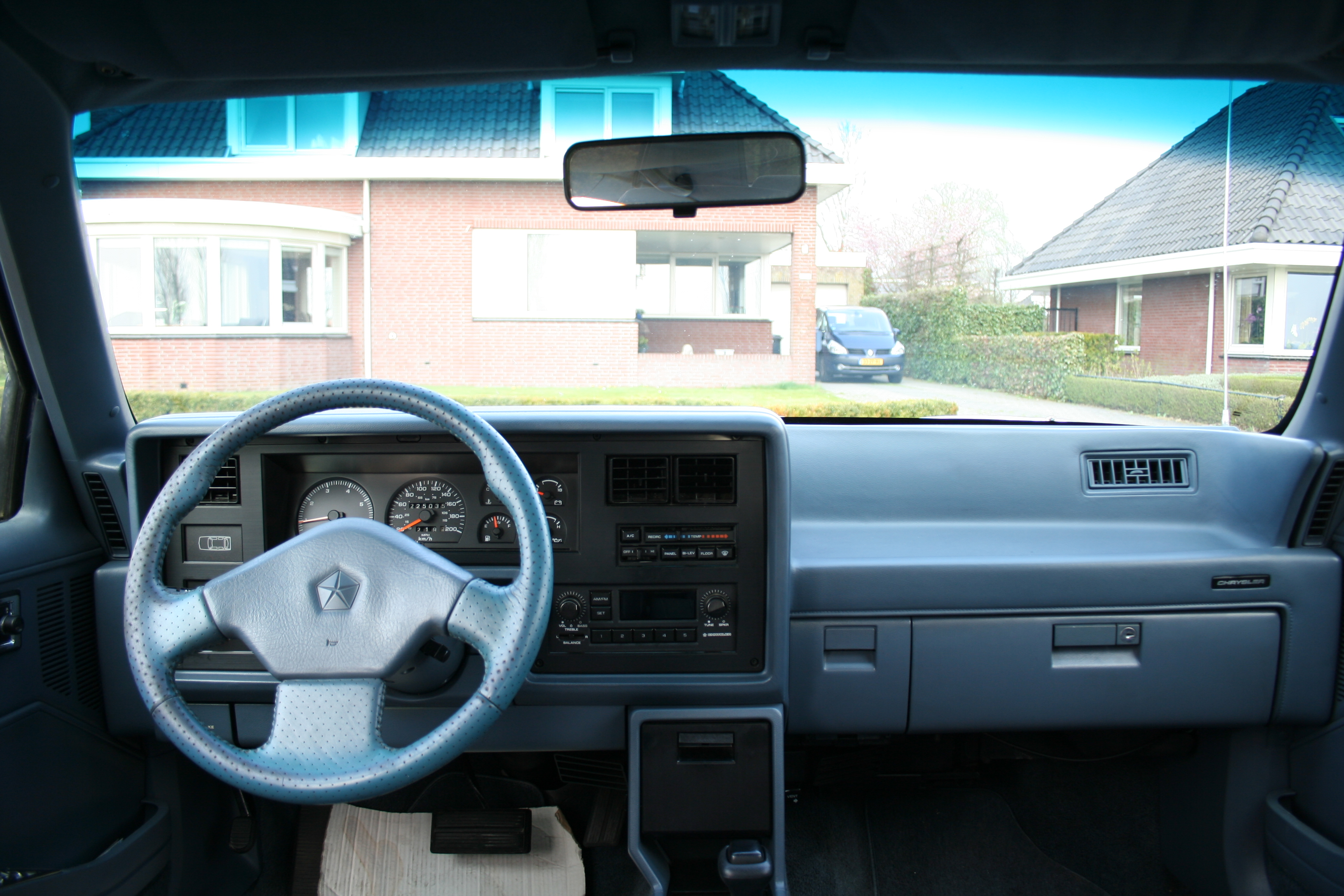 File 88 Dodge Lancer Le Interior Jpg Wikimedia Commons