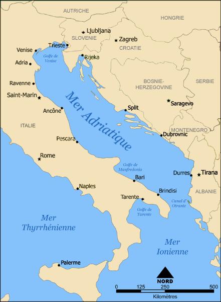 Mer Adriatique - Wikiwand