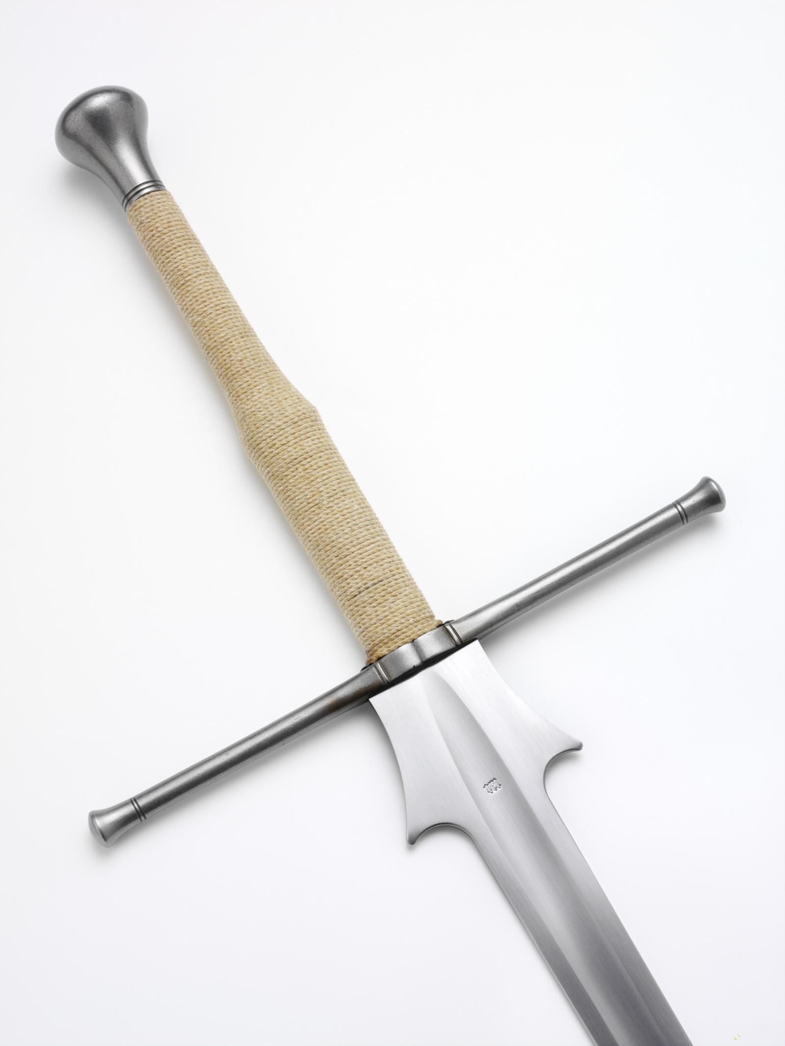 File:Albion Maestro Line Meyer Practice Sword (13423701635