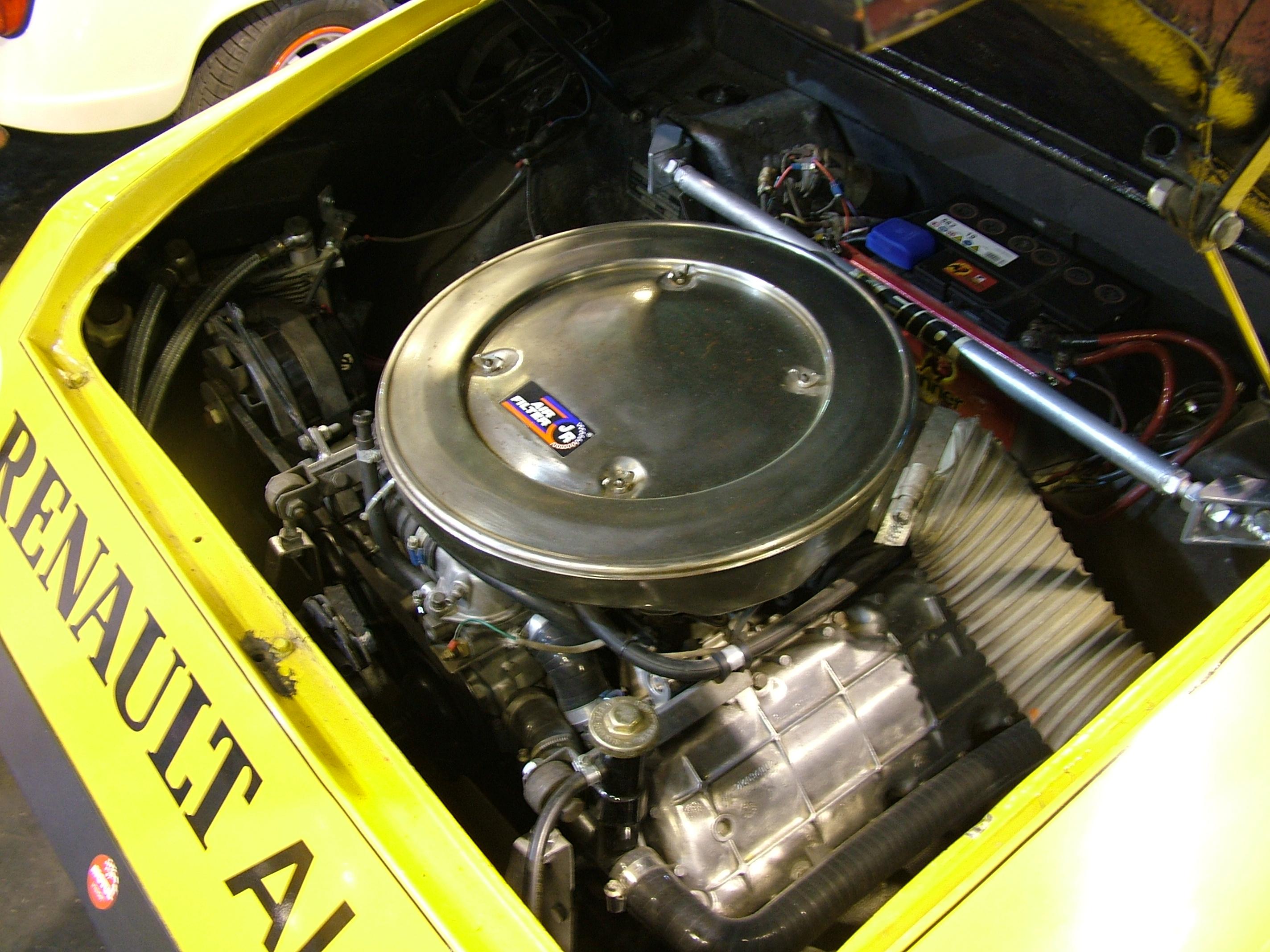 File Alpine Renault A310 V6  1977 Motor  7126143543  Jpg