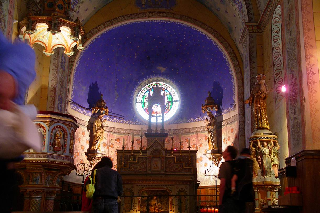 Rennes-le-Chateau - Da Vinci Code