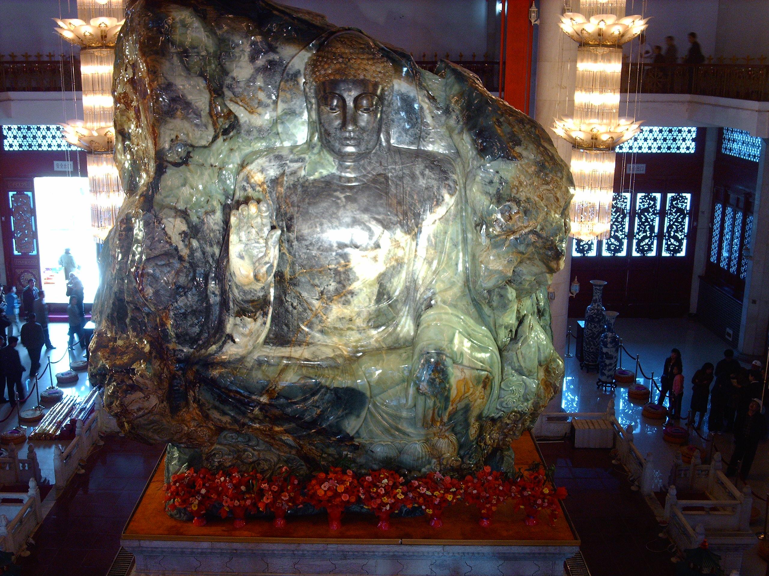 File Anshan Jade Buddha Jpg Wikimedia Commons