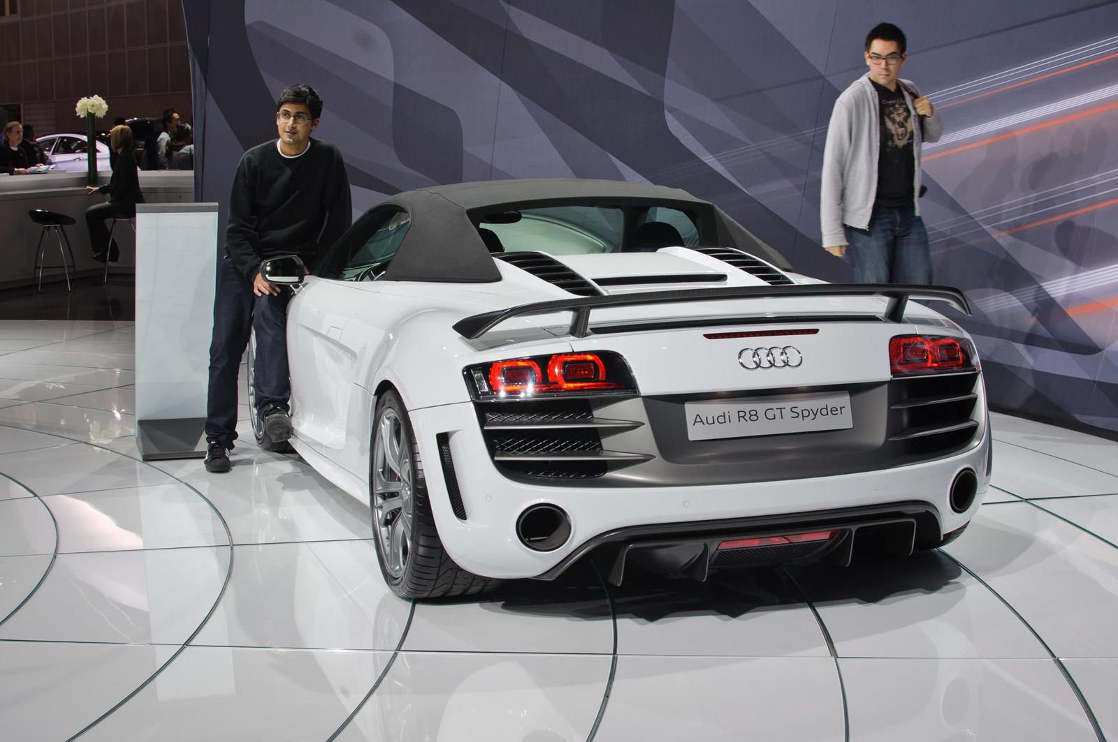 FileAudi R GT Spyder US Flickr Skinnylawyerjpg Wikimedia - Audi r8 gt