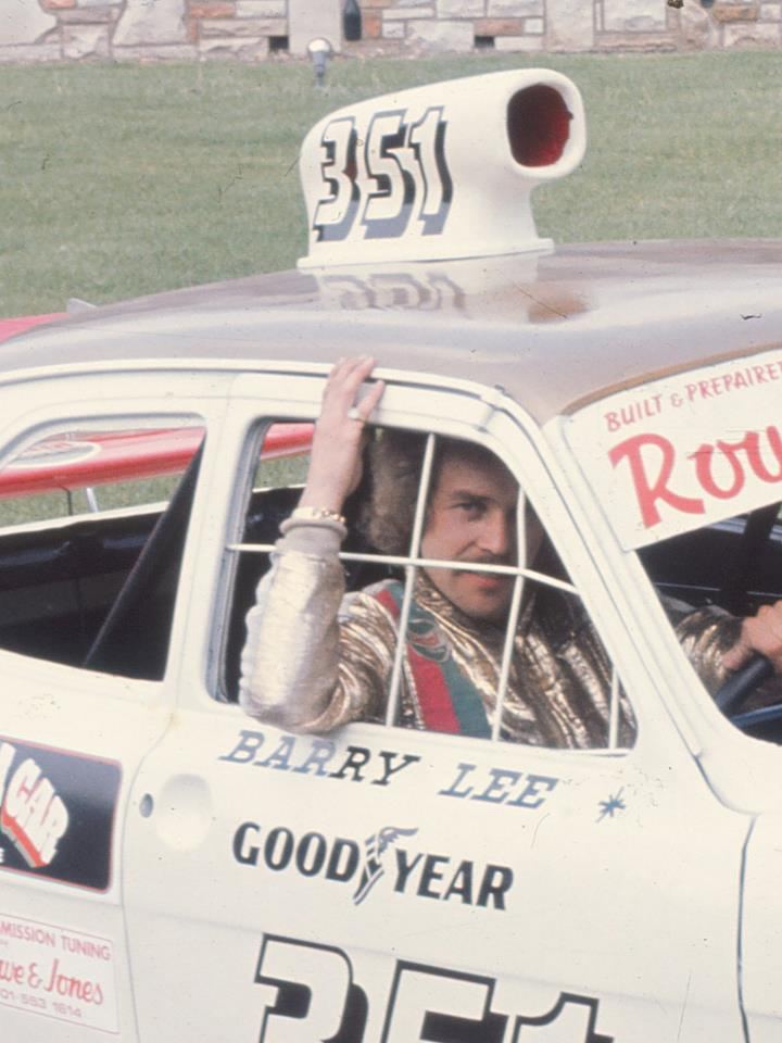 Rally Car Racing >> Barry Lee - Wikipedia