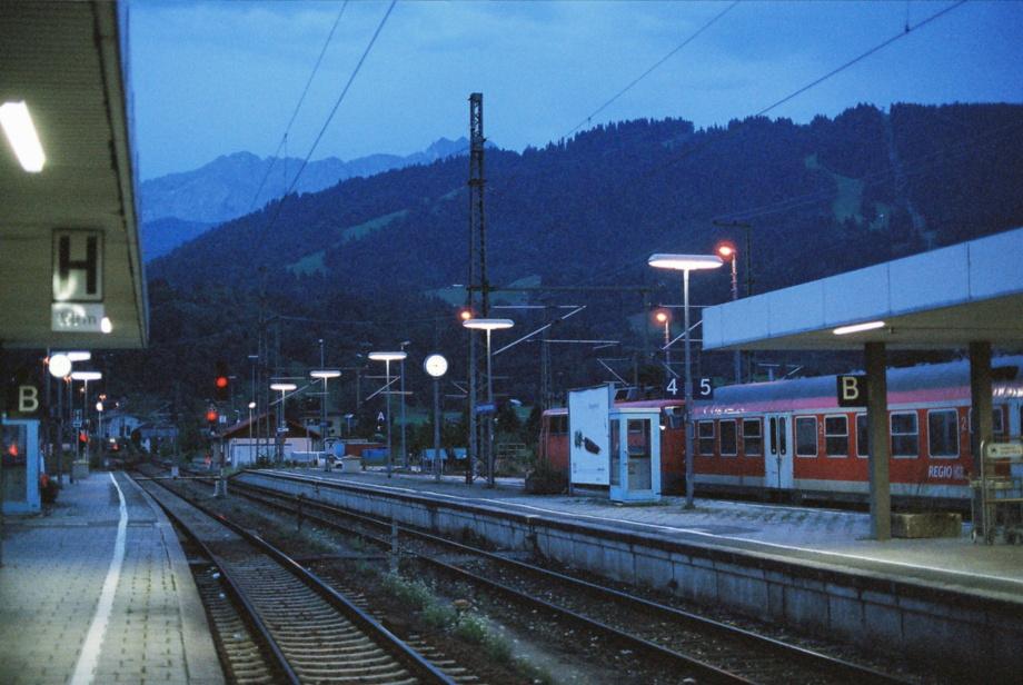 Garmisch Bahnhof