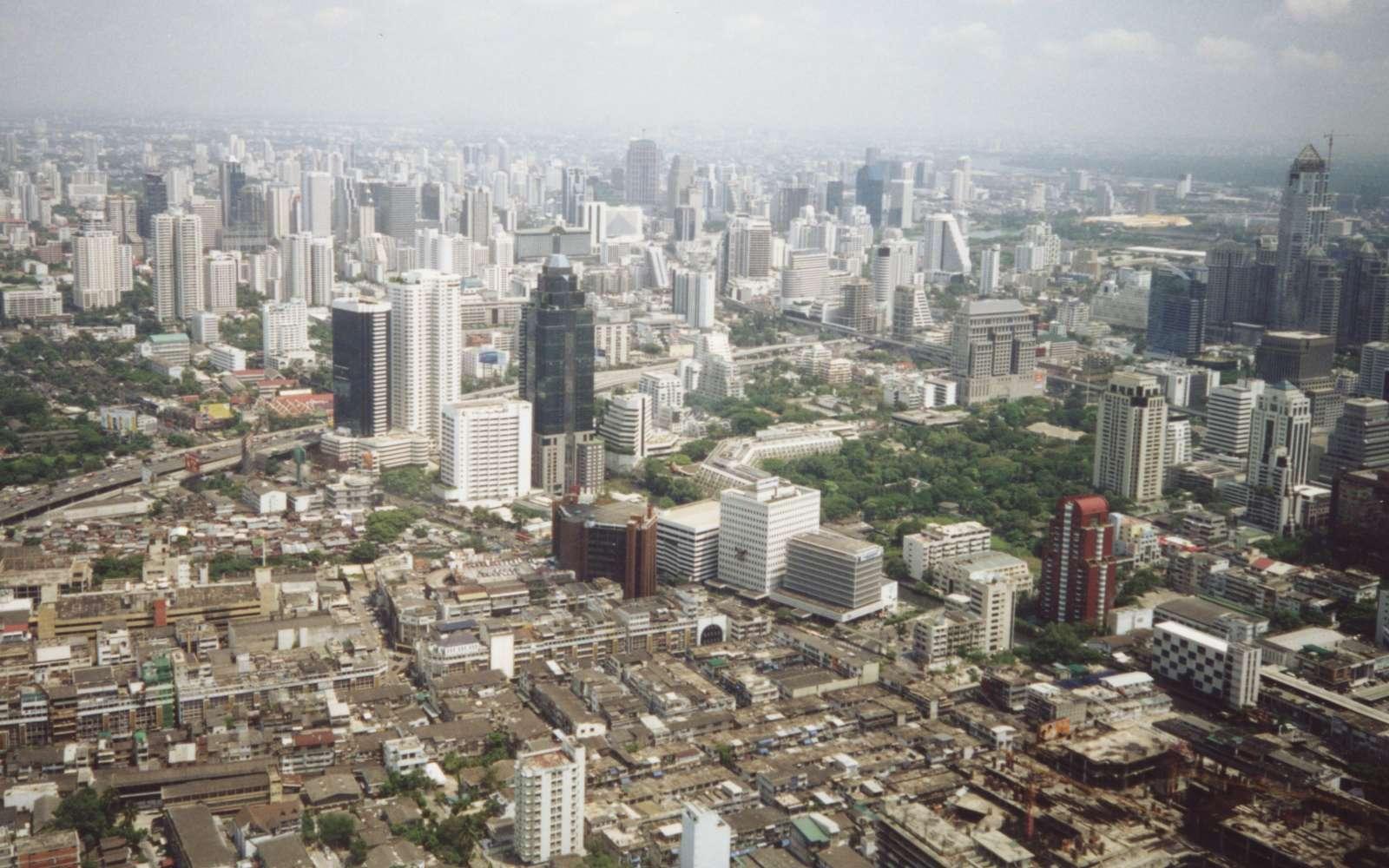 Image result for bangkok skyline