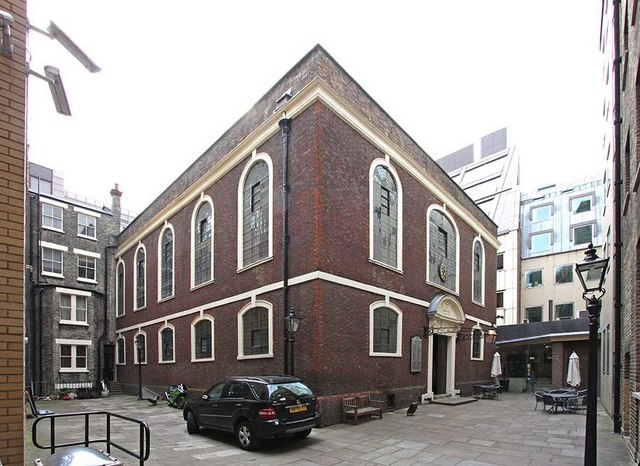 Sinagoga Bevis Marks di Londra