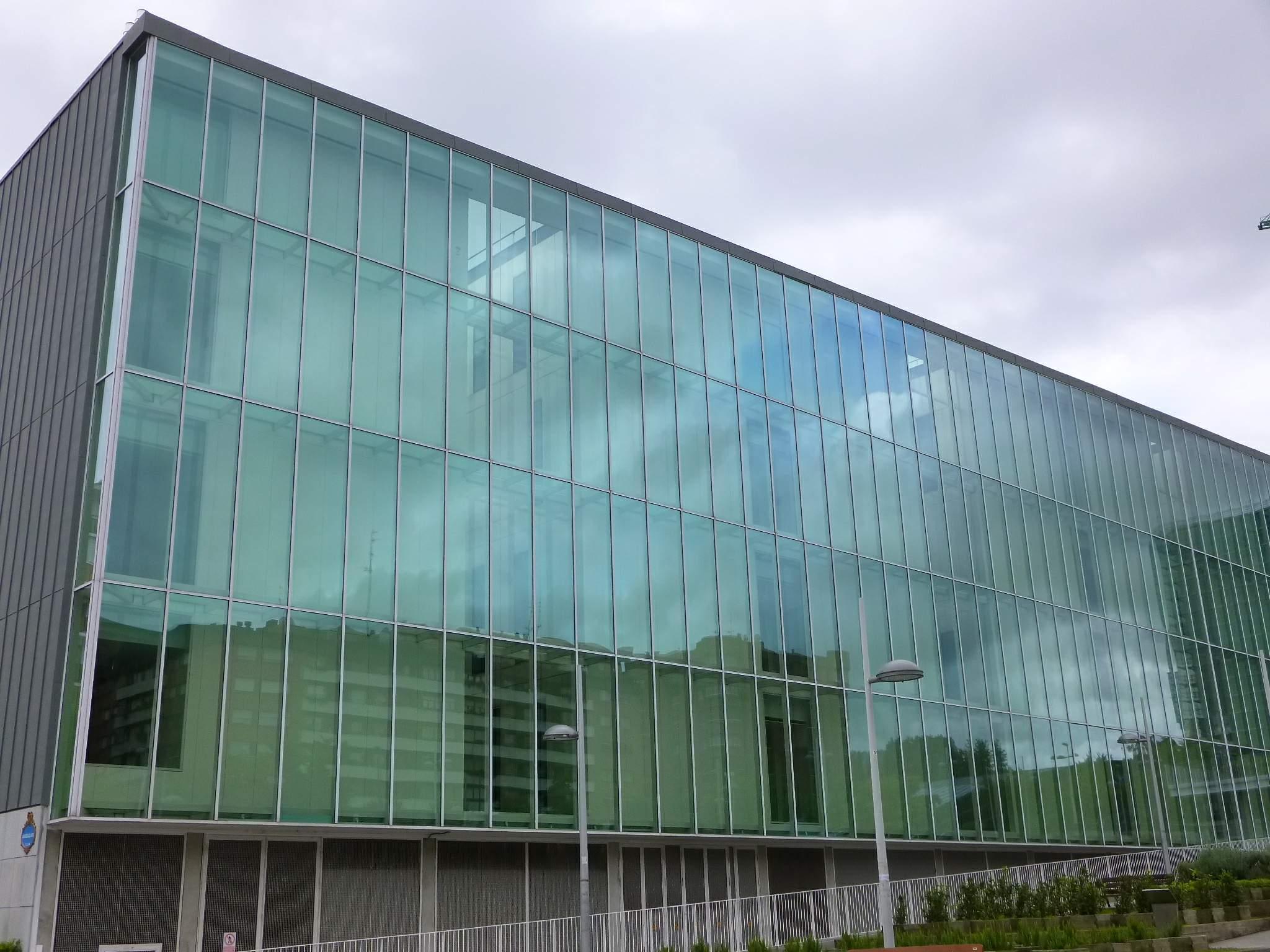 File bilbao plaza de ibarrekolanda conservatorio de - Conservatorio musica bilbao ...