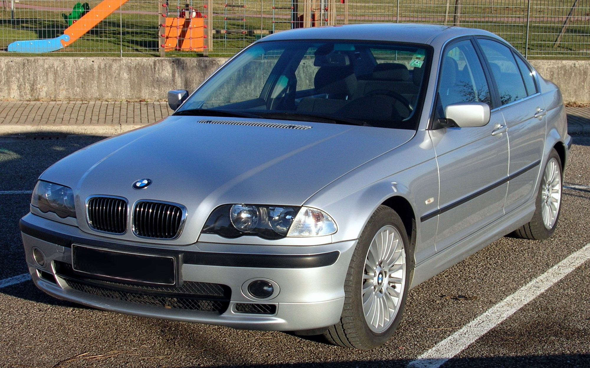 File Bmw 330d E46 Sedan M Jpg Wikimedia Commons