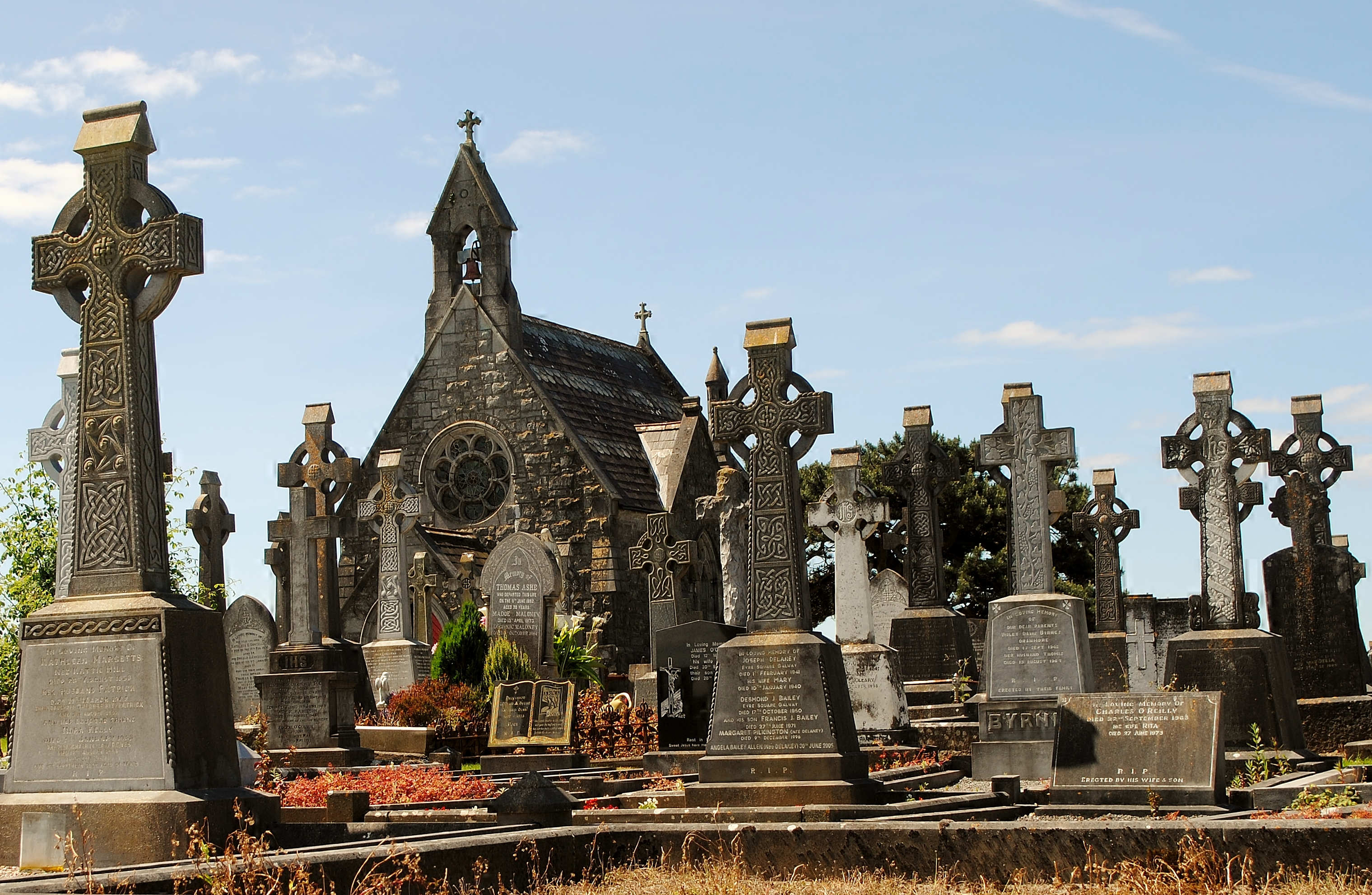 Bohermore Cemetery in Galway, County Galway - Find a Grave