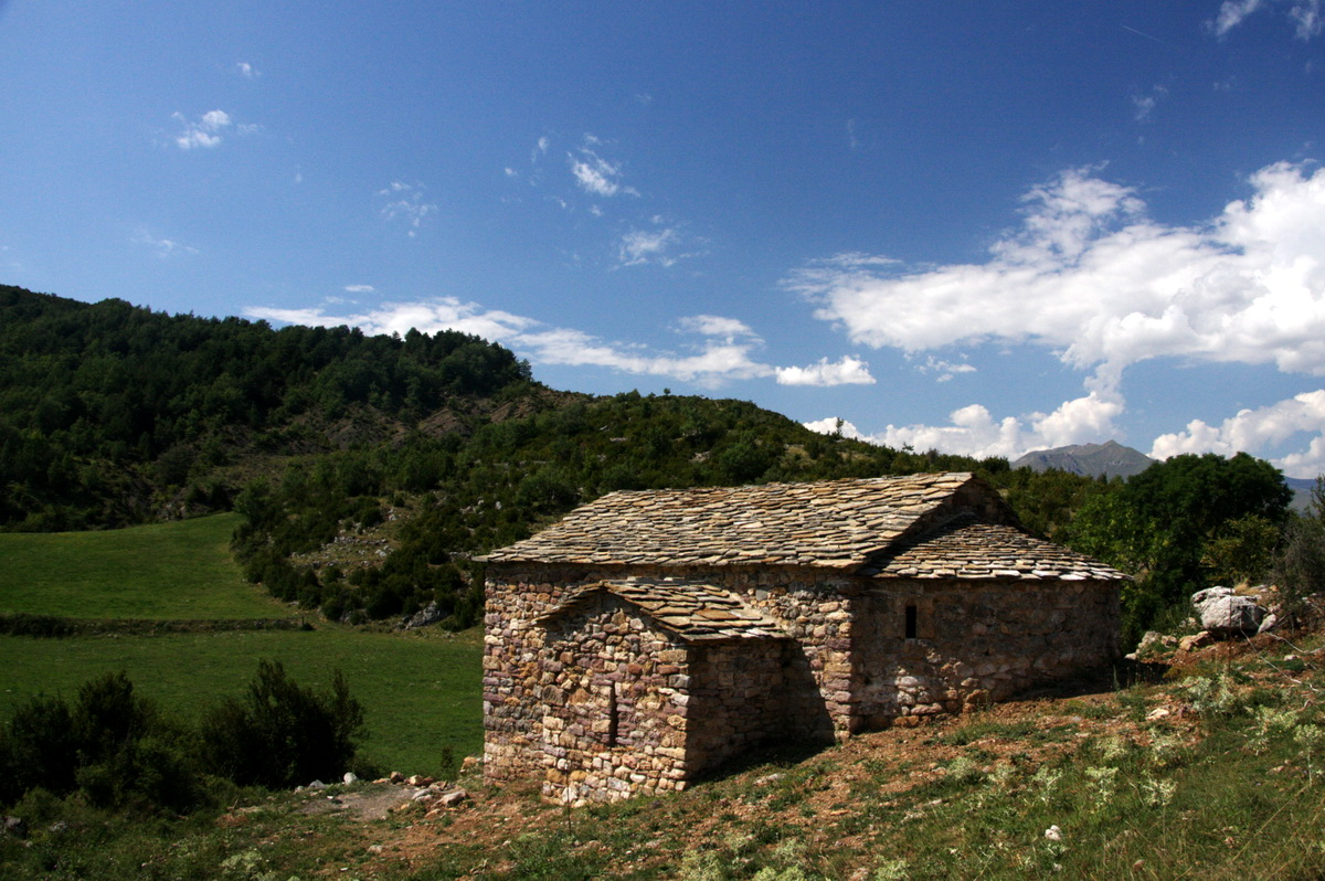 Ermita de San Roque (Bonansa) - Wikipedia, la enciclopedia libre