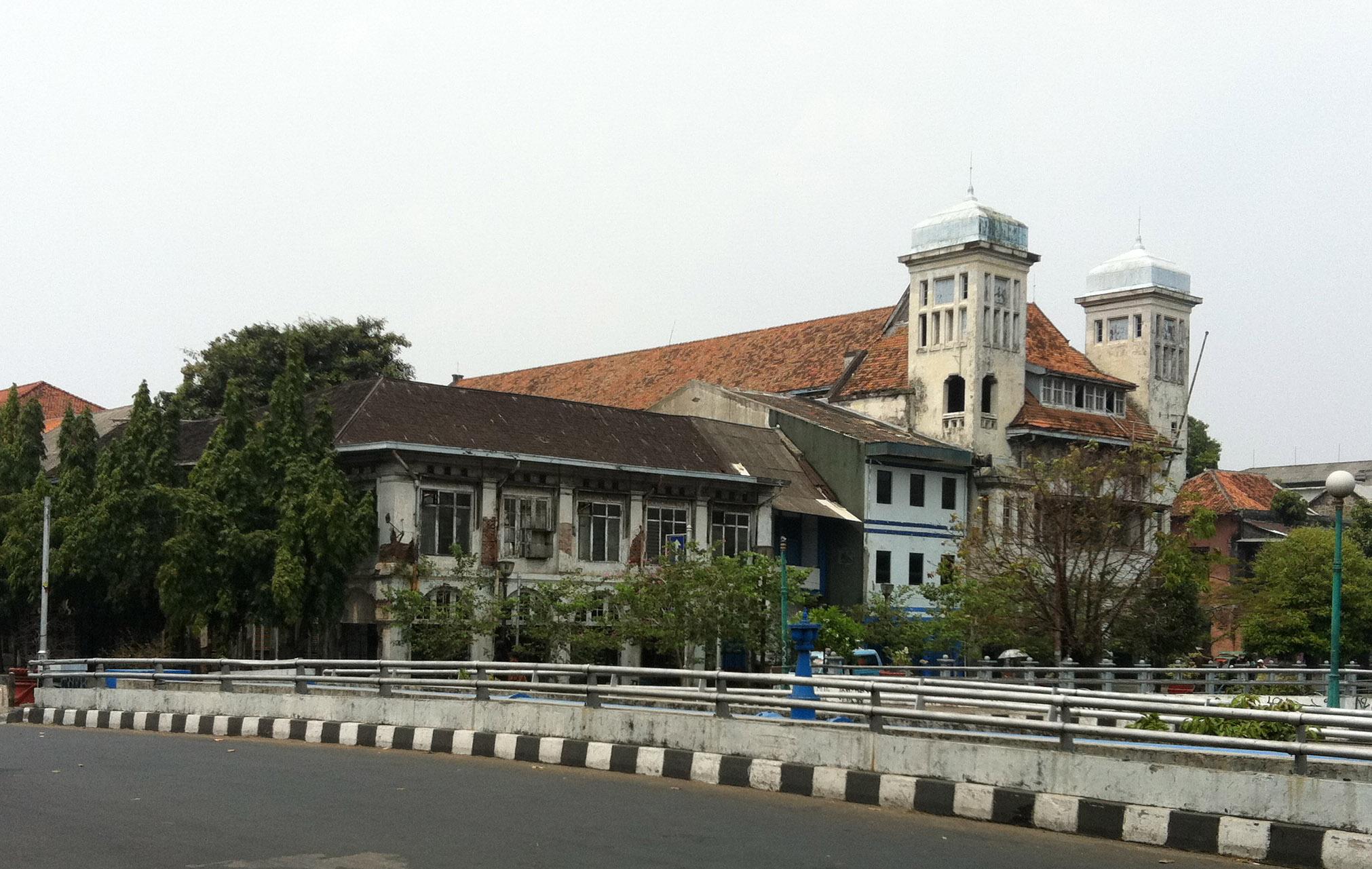 sejarah perusahaan perdagangan indonesia
