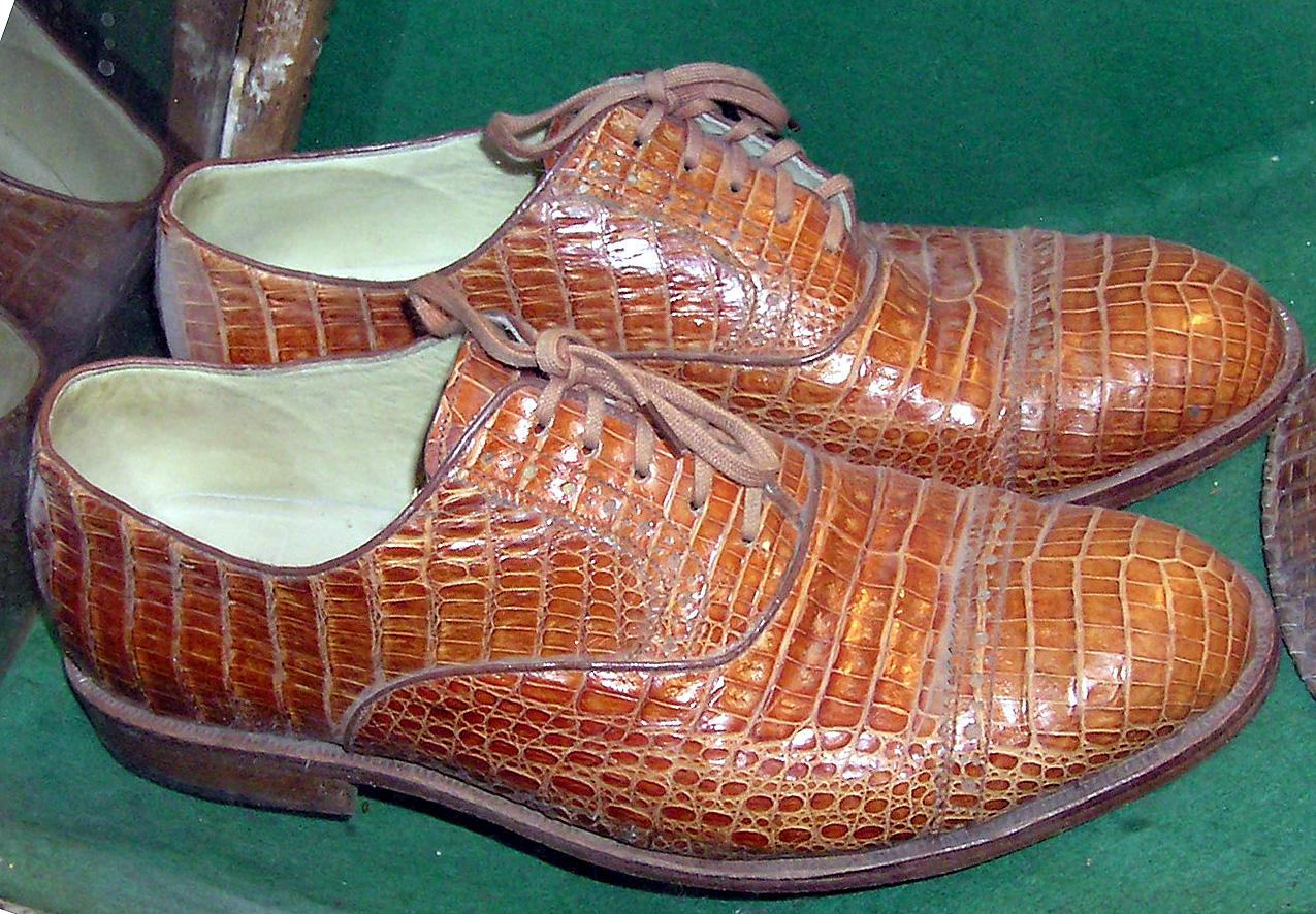 Crocodile Leather Shoes In Pakistan