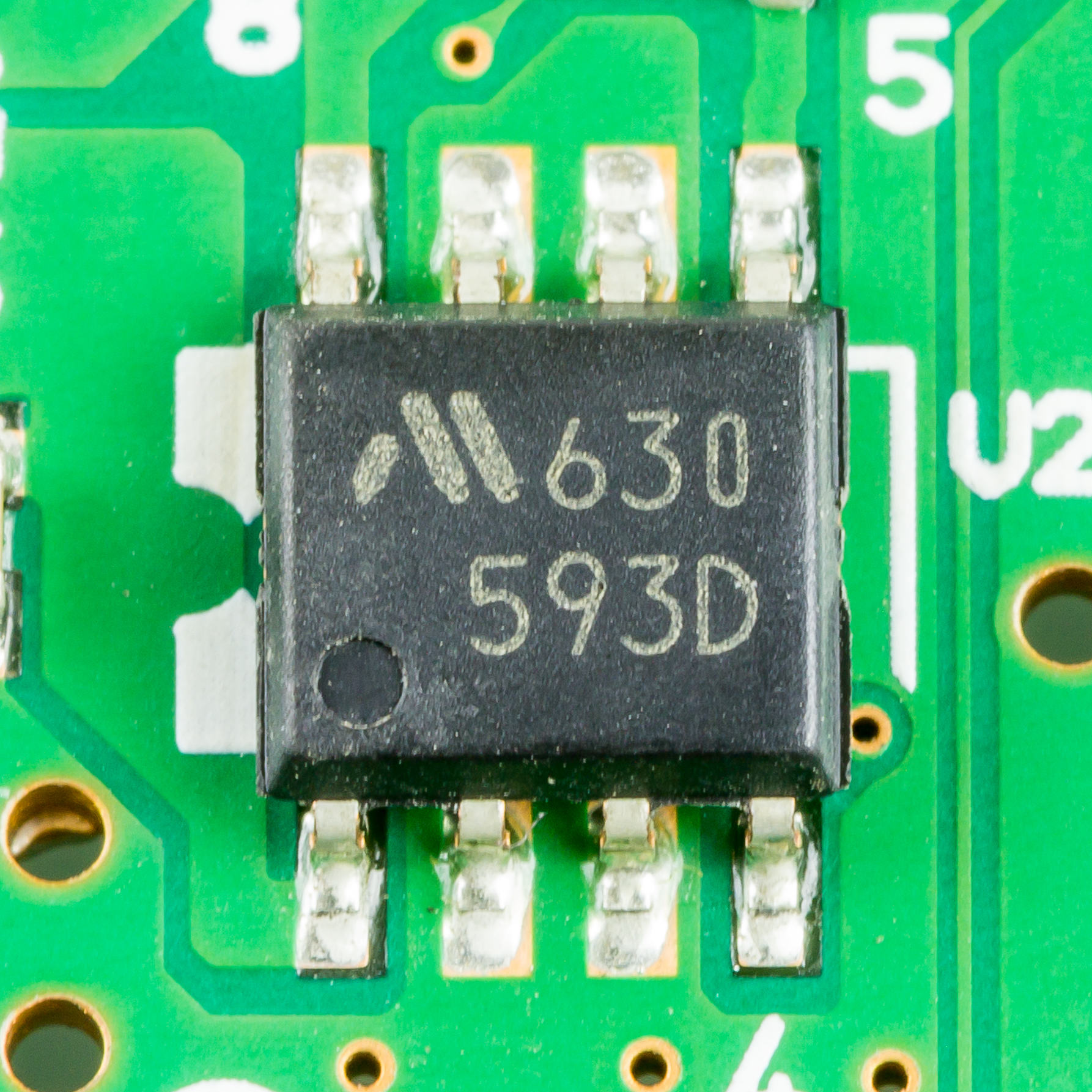 File:Brother DCP-115C - controller - Microchip Technology 630-2233.jpg