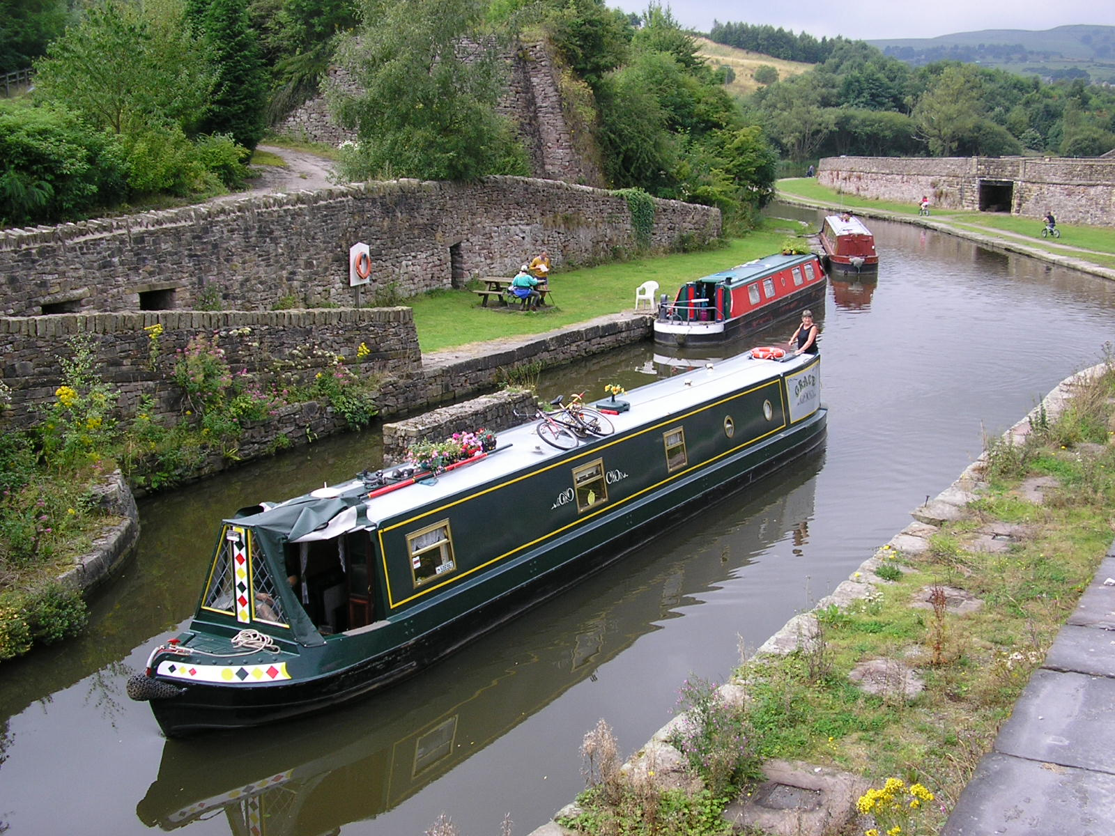 Enjoyable Narrowboat Wikipedia Download Free Architecture Designs Scobabritishbridgeorg