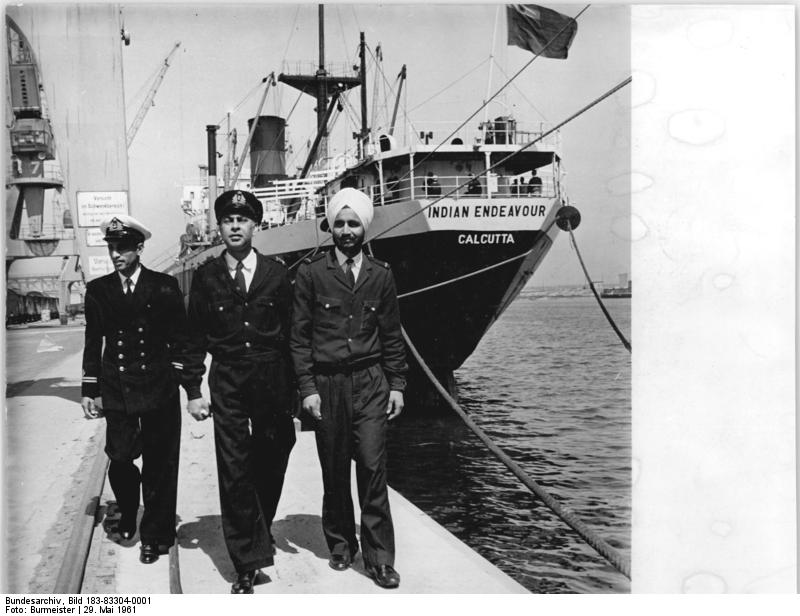 Seeleute Rostock