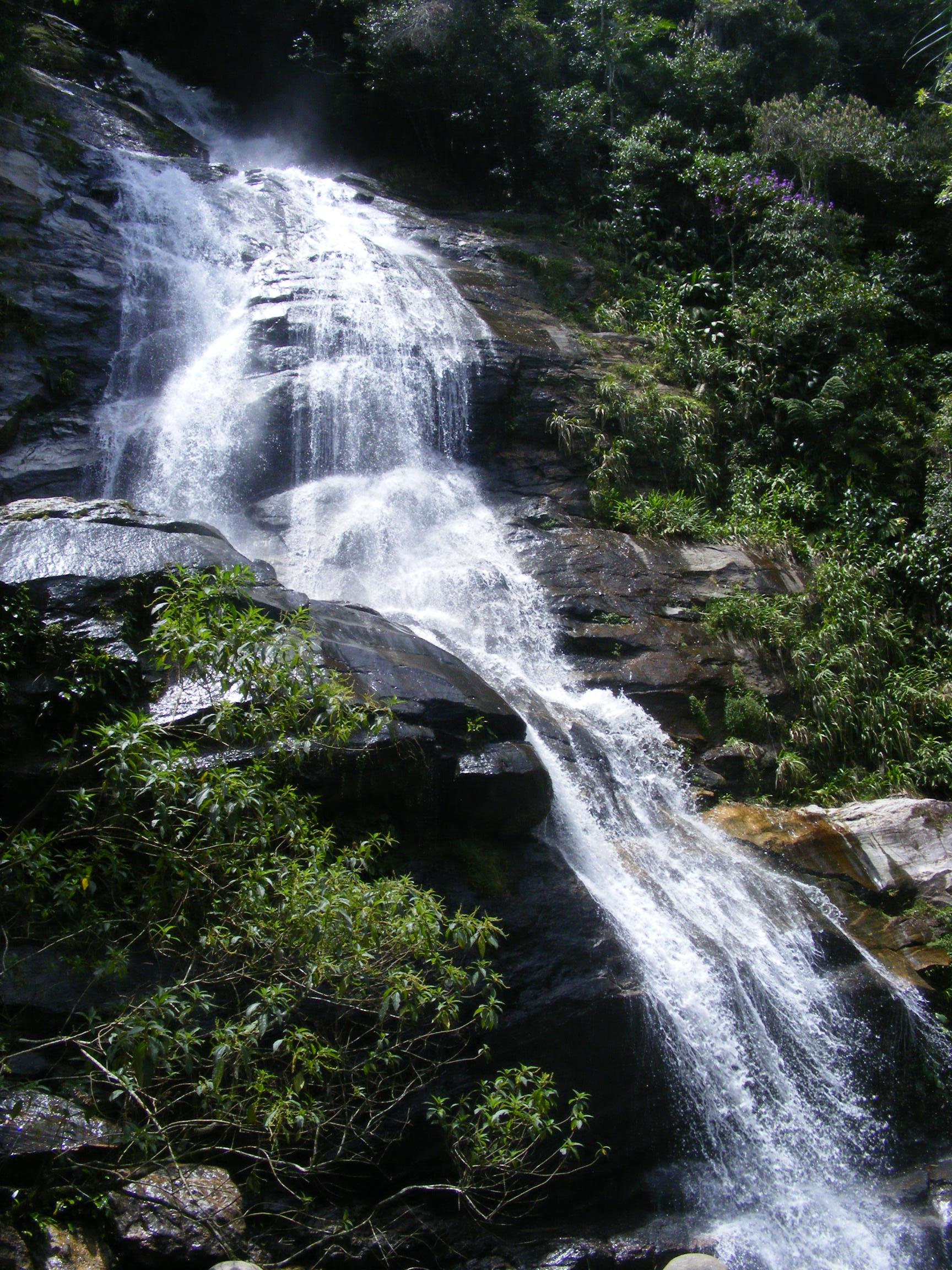 Ficheiro:Cachoeira - Floresta da Tijuca, Rio de Janeiro ...