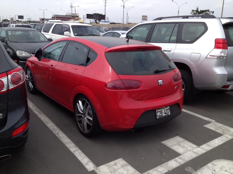 Car Date In Parking Lot