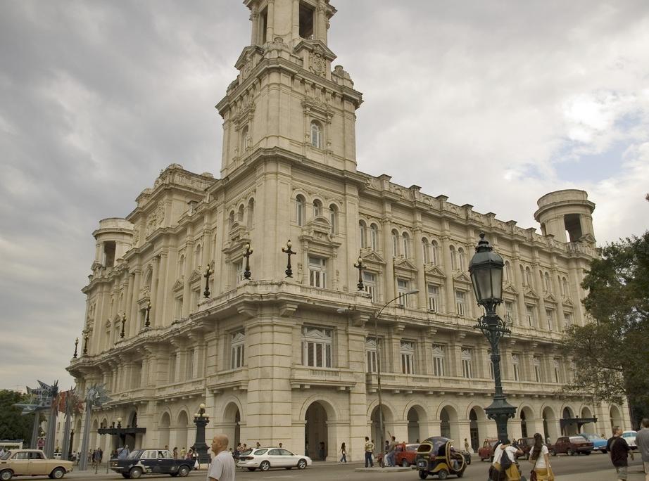 Hotel Habana Mexico City