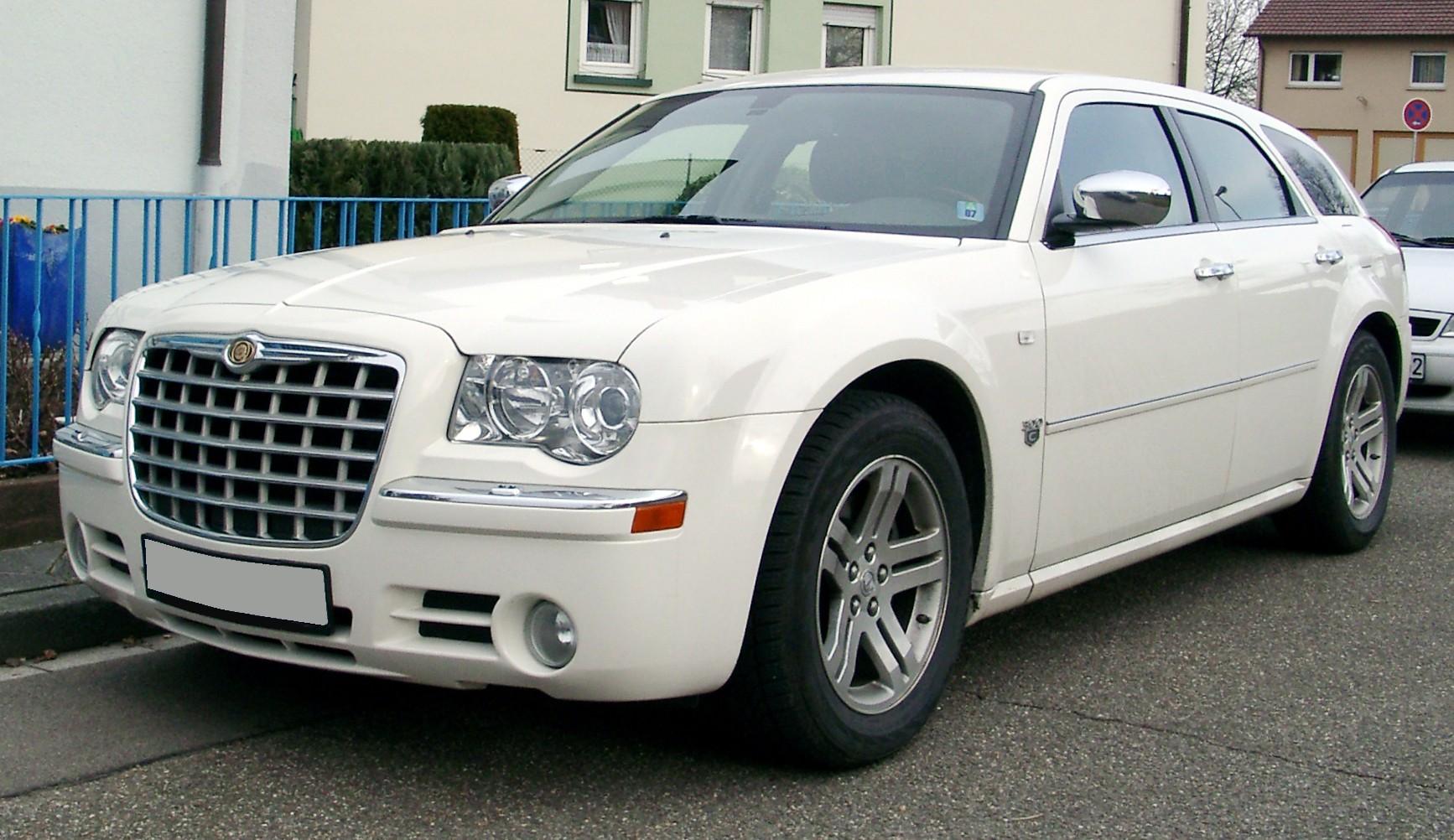 File Chrysler 300c Front 20080123 Jpg Wikimedia Commons