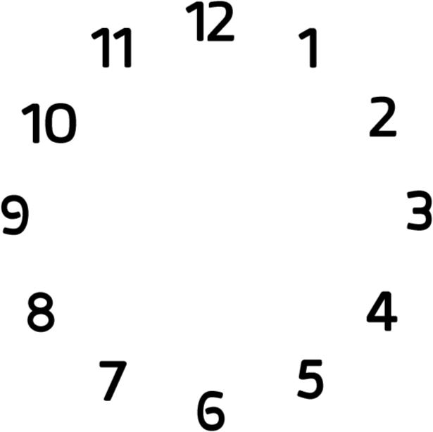 FileClockfaceLondon UKPNG Wikimedia Commons – Clock Face Template