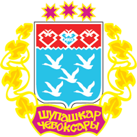 Coat of Arms of Cheboksary (Chuvashia).png