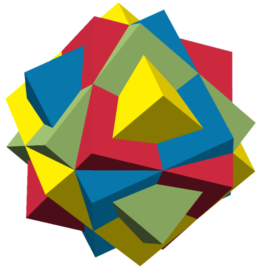 File Compound Of Four Cubes 1 Png Wikimedia Commons