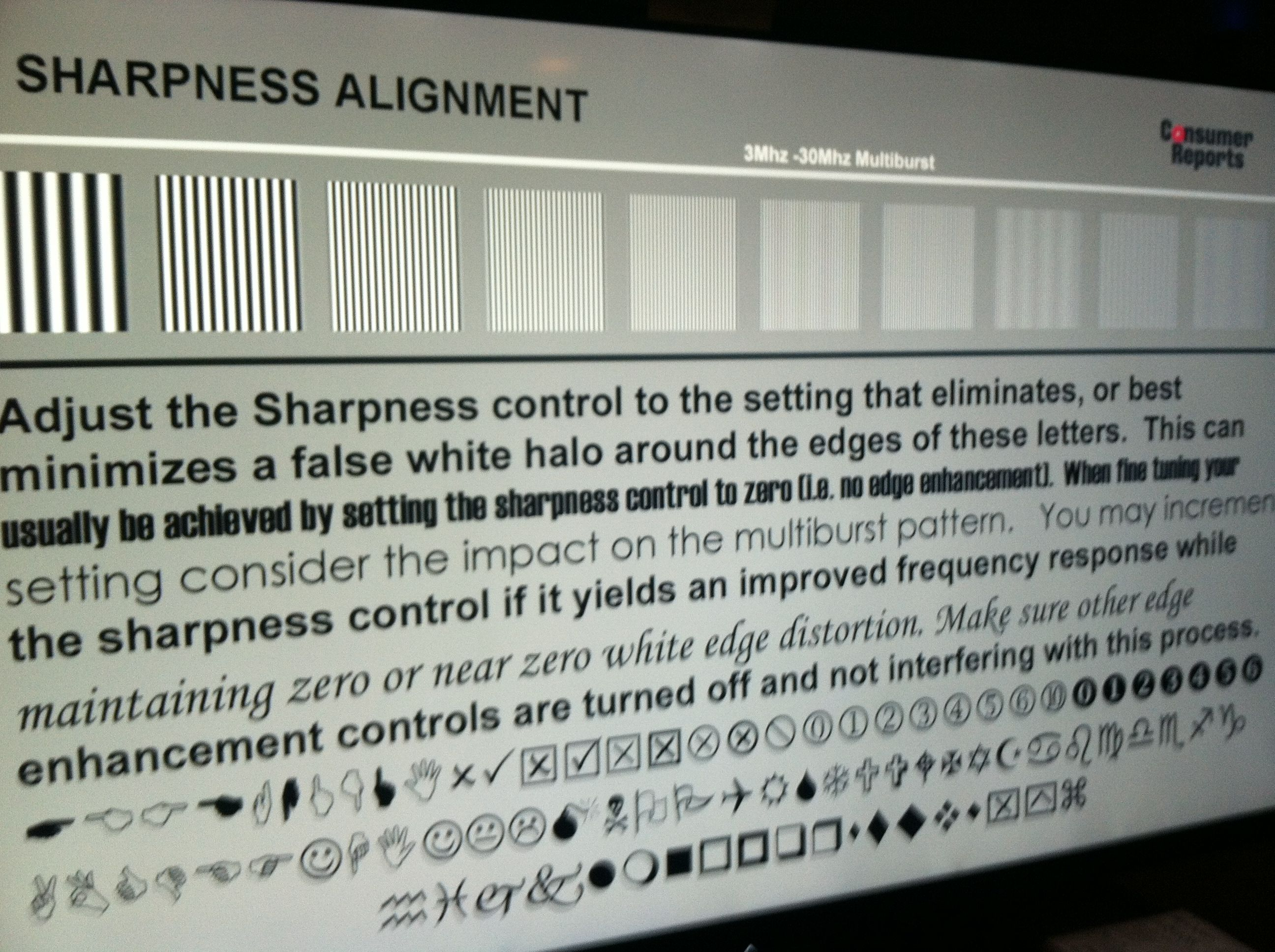 FileConsumer Reports Television Testing 2