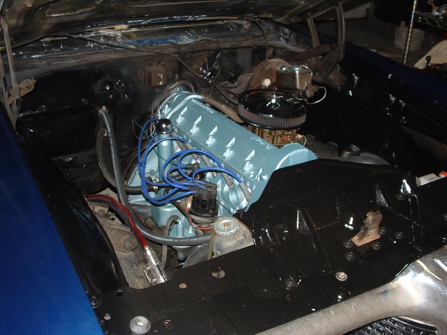 64 67 Pontiac Engine Diagram