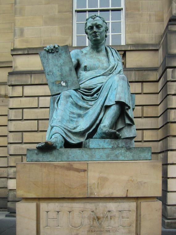Estatua de Hume