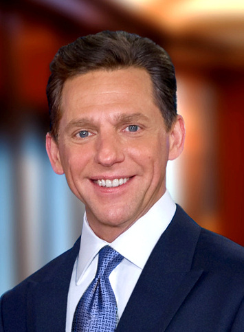 David Miscavige - Portrait