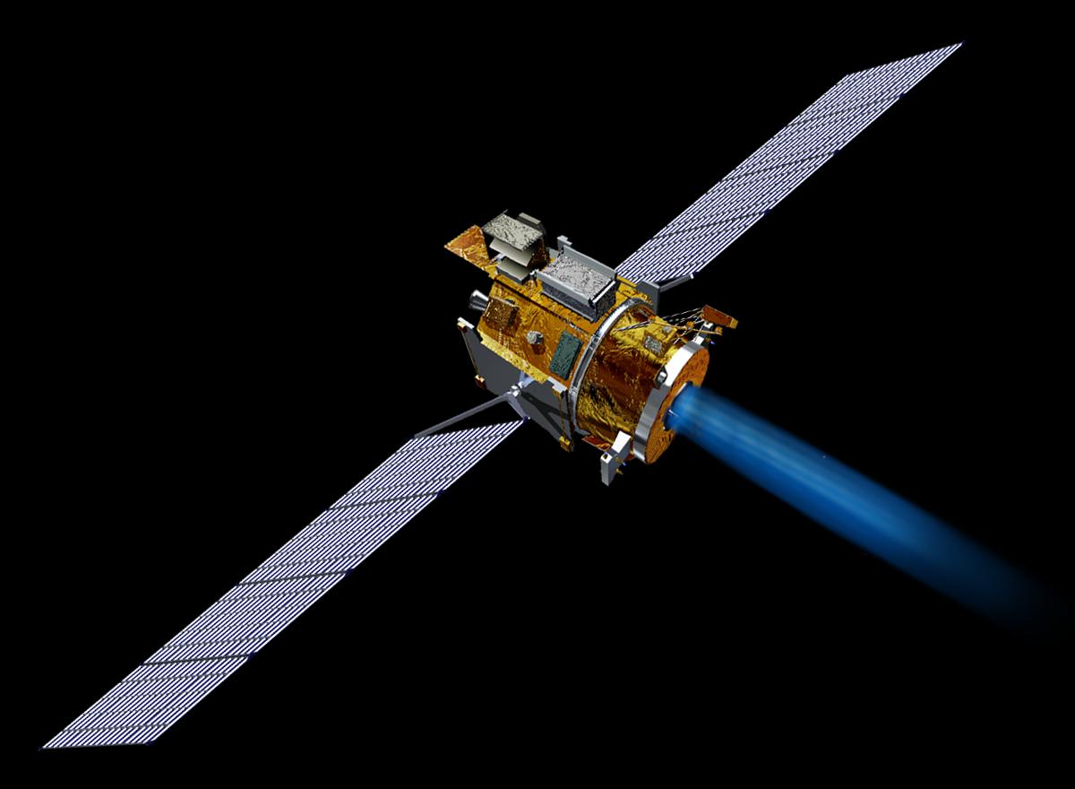 Solar electric propulsion - Wikipedia