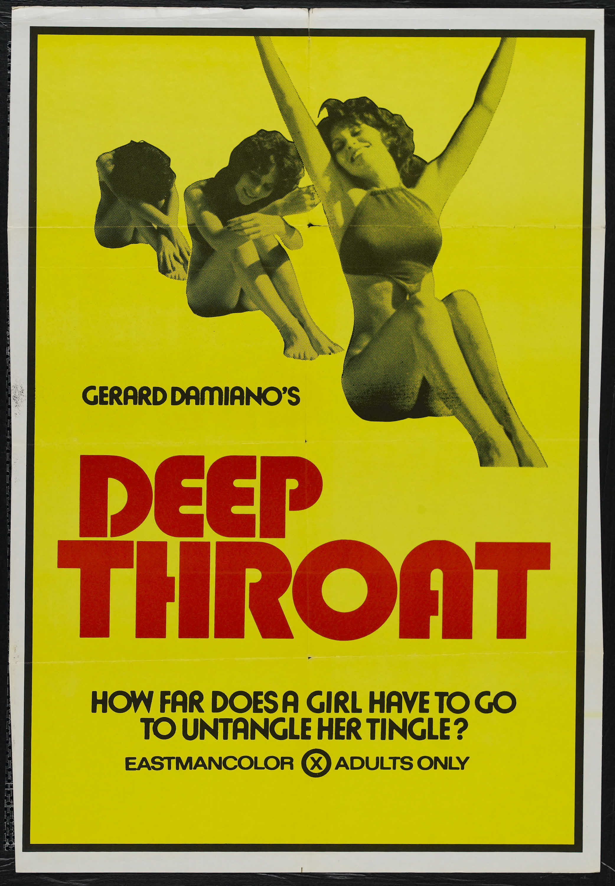deep troath