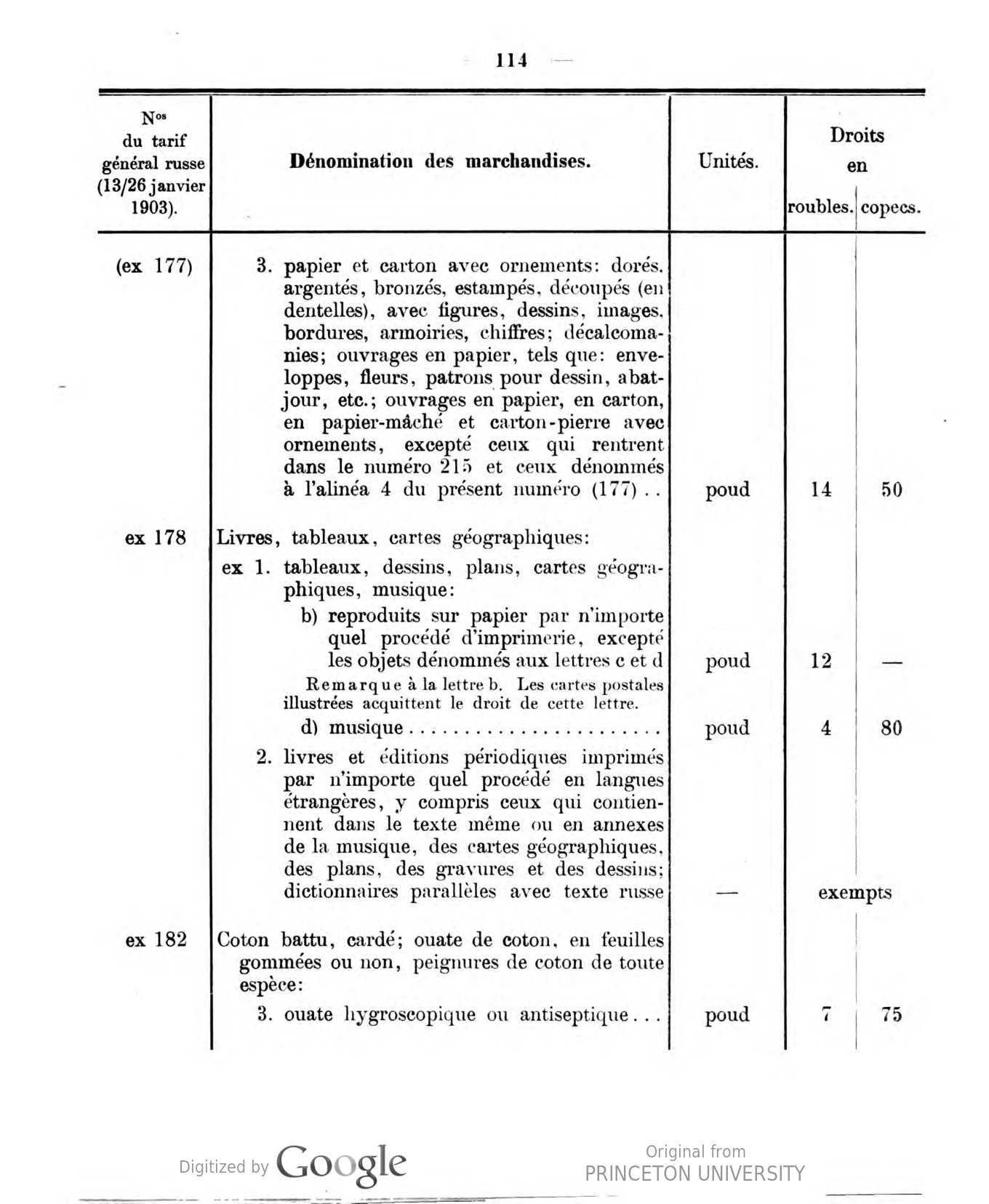 Patron Abat Jour Papier file:deutsches reichsgesetzblatt 1905 007 114