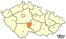 District Pelhrimov in the Czech Republic.png