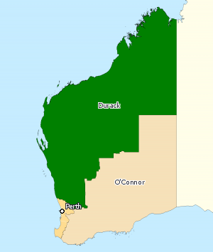 Division of Durack 2010.png
