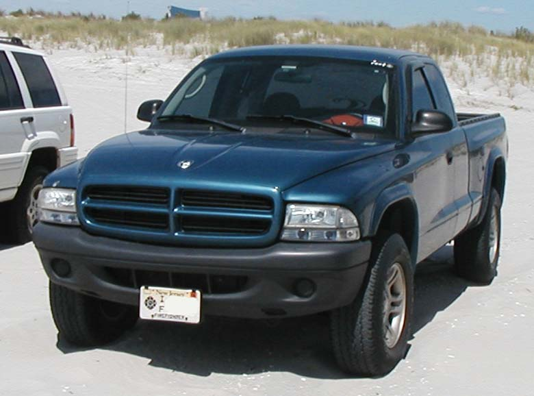 Dodge Dakota Extcab on 1999 Dodge Dakota Drag Truck
