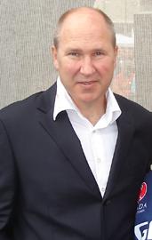Don Jackson (ice hockey) American ice hockey player