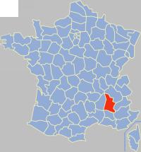 Communes of the Drôme department